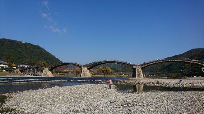 jembatan kintakyo hiroshima