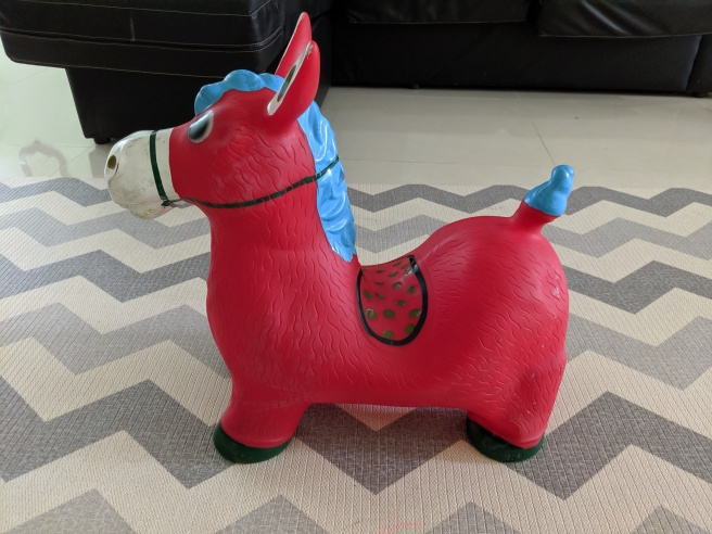 Mainan Kuda-kudaan